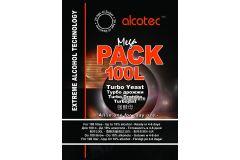 Дрожжи спиртовые турбо Alcotec MegaPack 100L